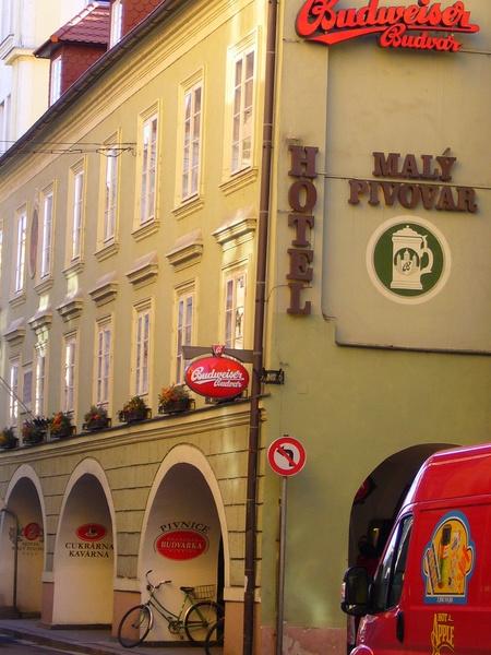 百威啤酒開的飯店和餐廳