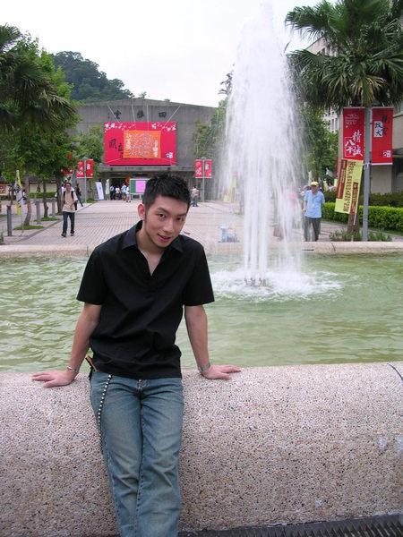 2007.05.25  政大噴水池