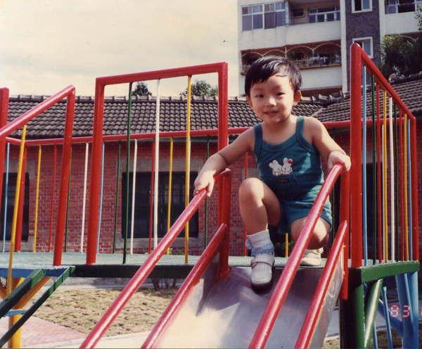 1983  三歲的我