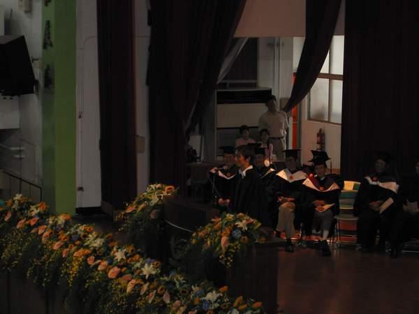 2002.06.08  大學畢業典禮