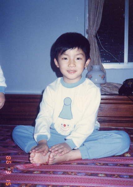 1986.03.15  六歲的我