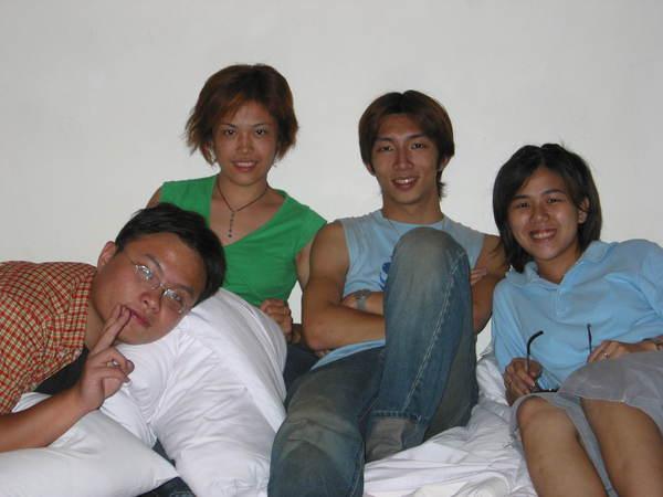 台北大學第一屆社研會 1