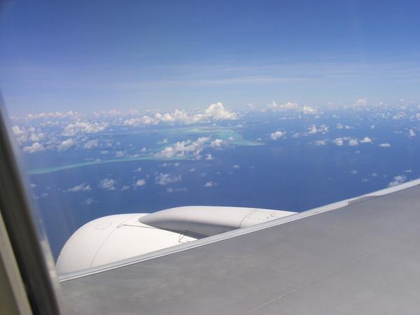 桃園 → 帛琉