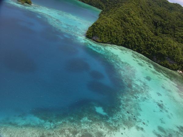 珊瑚礁海岸