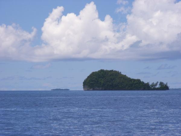 本日第二景——鯨魚島
