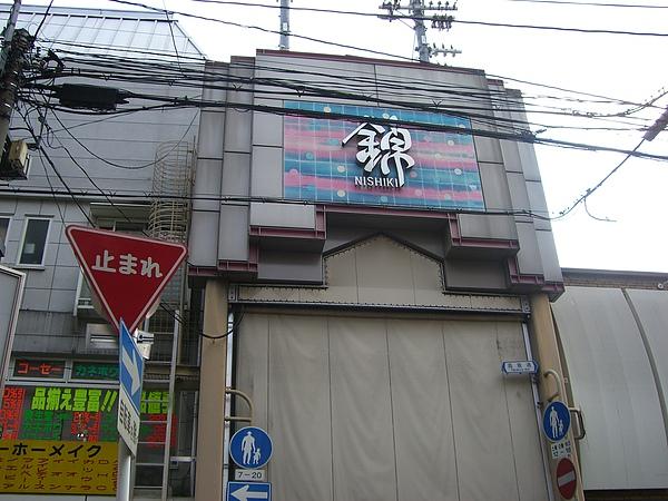 京台所-錦市場