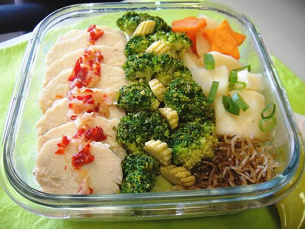 簡單海南雞飯