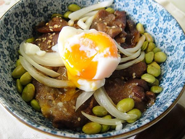 [食譜]北海道帶廣豚丼