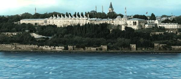 托卡匹皇宮