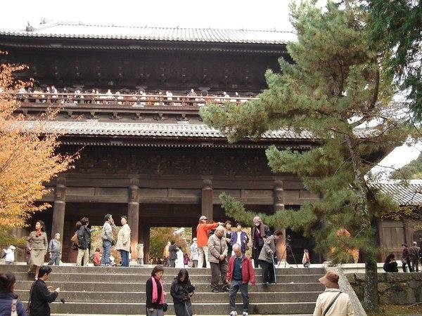 南禪寺---三門