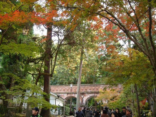南禪寺---水路閣