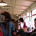 嵐山TOROKKO列車