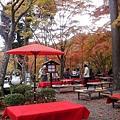 神護寺--硯石亭
