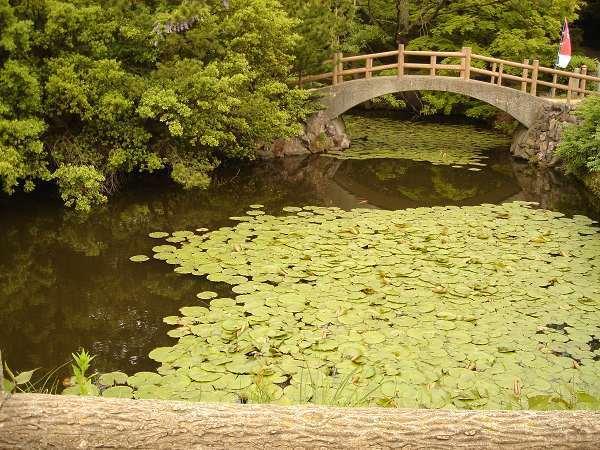 屋島---血之池