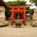 屋島寺---可愛的太三郎狸