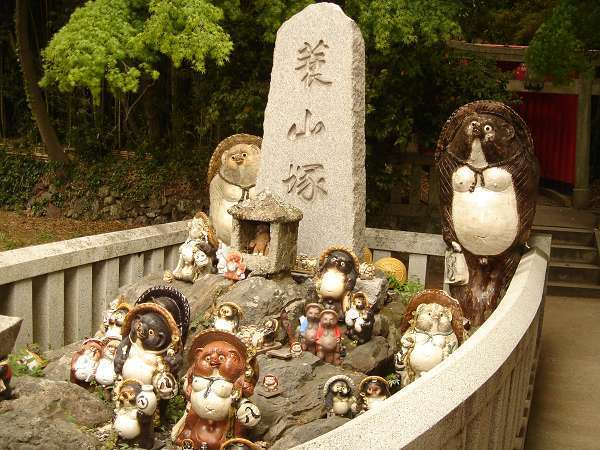 屋島寺---蓑山塚