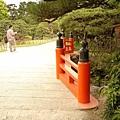 栗林公園---梅林橋