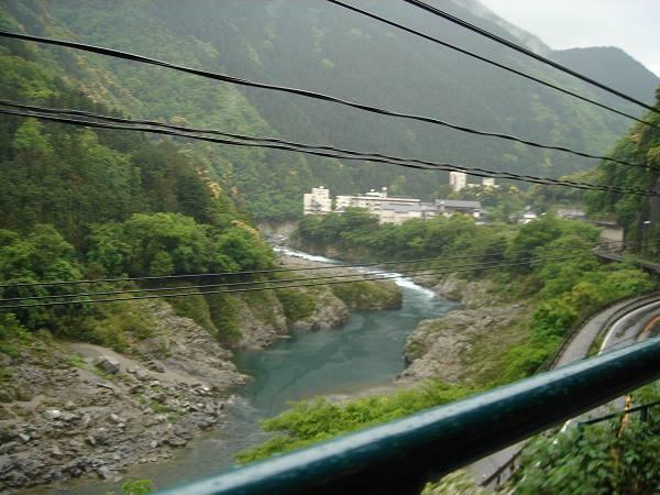 TOROKKO遊大步危峽谷