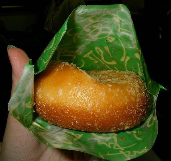 咖哩雞甜甜圈