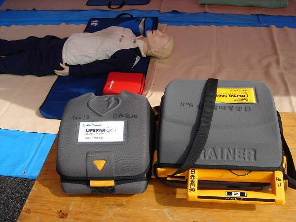 紅十字會AED教學