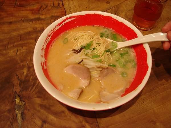 豬骨拉麵(白丸原味)