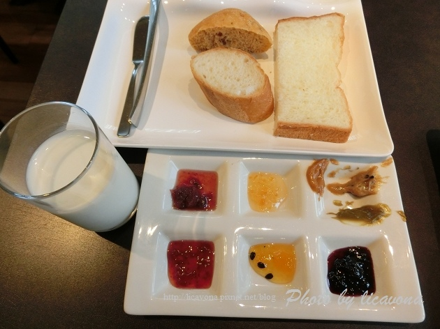 Piena朝食
