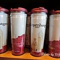 Starbucks丹麥杯