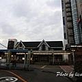 電鐵富山車站
