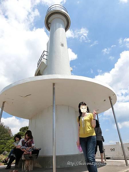 長崎鼻燈塔