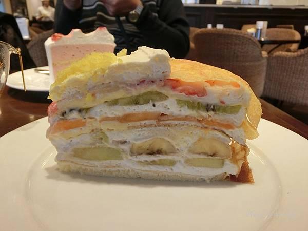 HARBS千層蛋糕