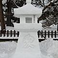 上杉雪燈籠祭典
