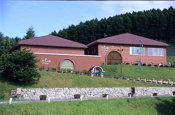 富良野葡萄酒工廠