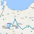 北海道Day10自駕路線