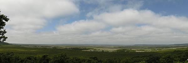 細岡展望台(全景)