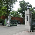 北海道大學--大門口