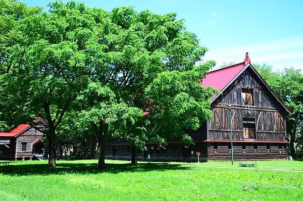 北海道大學--札幌農學校第2農場