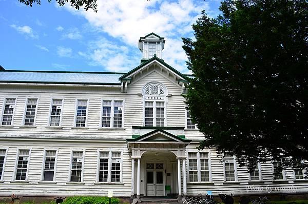 北海道大學--古河講堂