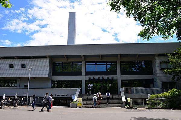 北海道大學--克拉克會館