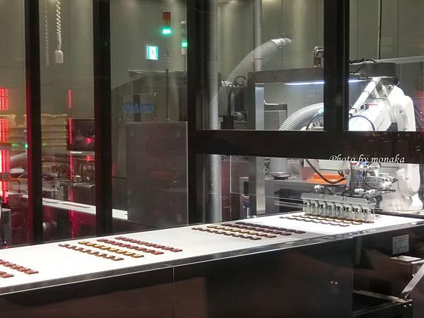 新千歲機場_Royce Chocolate World