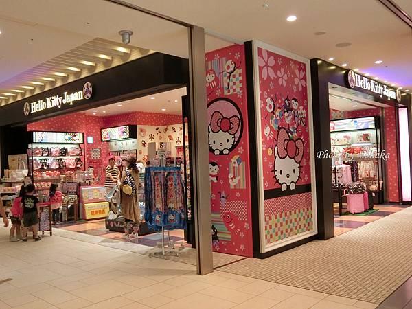 新千歲機場_Hello Kitty專賣店