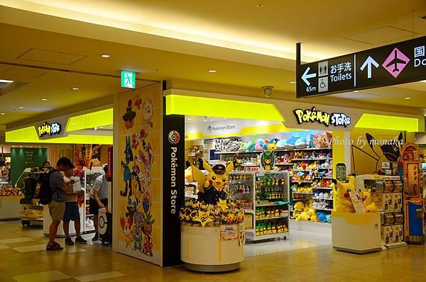 新千歲機場_Pokemon Store