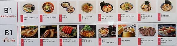 東京車站一番街_美食