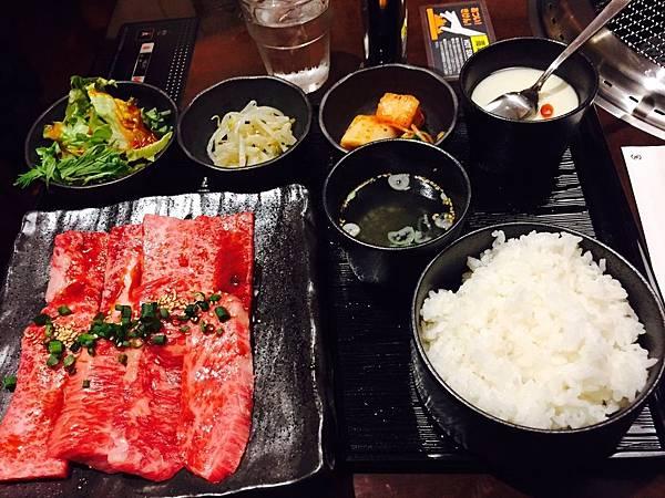 上野燒肉陽山道