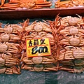 近江町市場_香箱蟹
