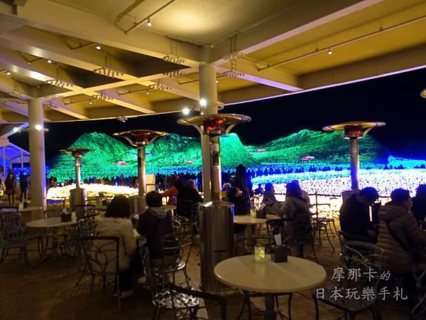 名花之里_光雕區餐廳