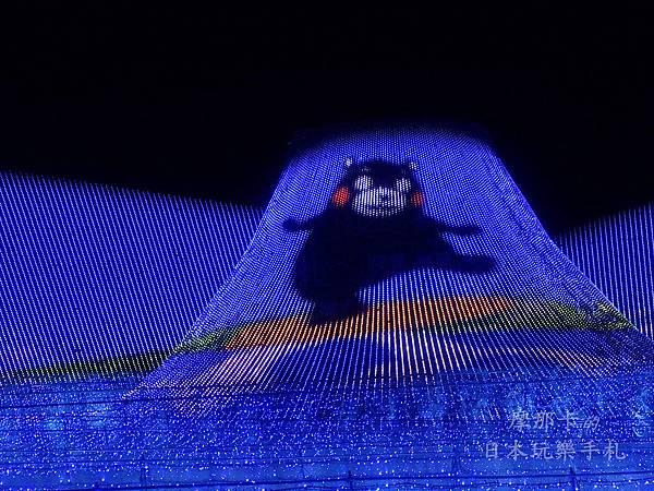 名花之里_熊本熊