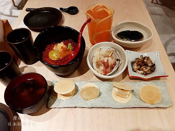 太羽魚貝料理