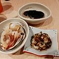 太羽魚貝料理-燒貝片3品