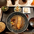 太羽魚貝料理-燒魚定食