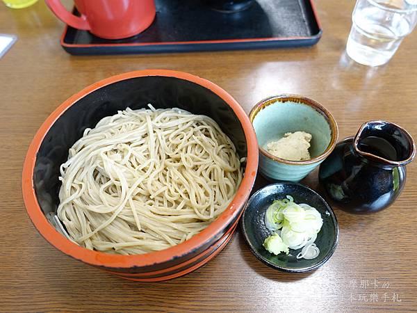 草笛總本店-蕎麥麵